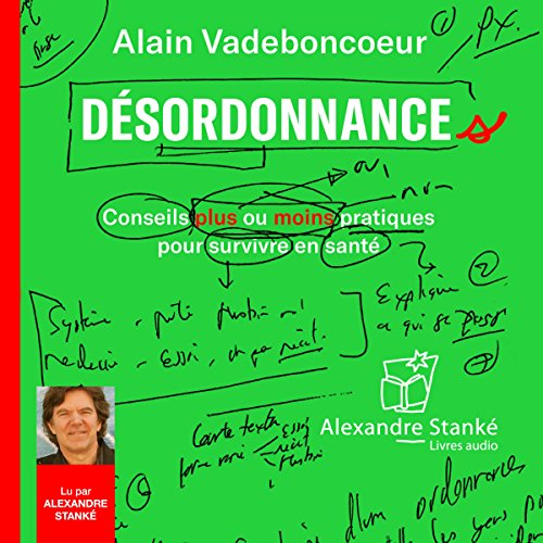 Désordonnances audiobook cover art