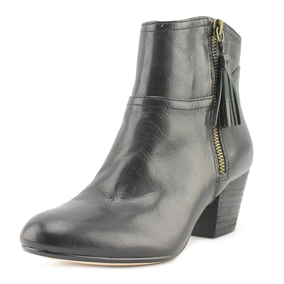 フィード部霧深いNine West Womens Hannigan Almond Toe Fashion Boots