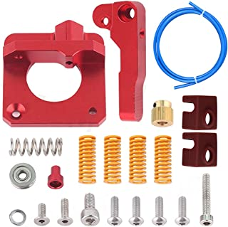 CR 10 3D Printer Extruder Parts Kit, Upgrade Extruded Aluminum Alloy Metal Replacement Set for Creality Ender 3, CR 7, CR 8, CR 10, CR 10S, CR 10 S4, and CR 10 S5