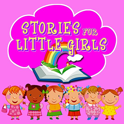 Stories for Little Girls audiobook cover art