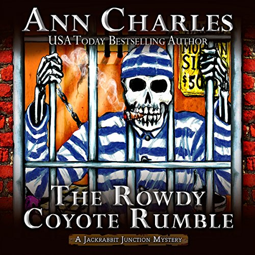 The Rowdy Coyote Rumble audiobook cover art