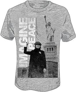 Zion Rootswear John Lennon Imagine Adult T-Shirt