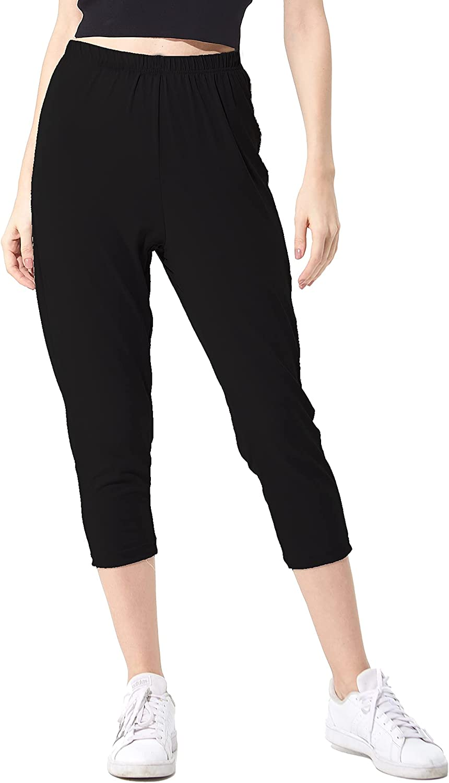 JOINFUN Women's Yoga Joggers Sweat Pants Comfy Loose Hippie Lounge Pajama Sleep Bottoms