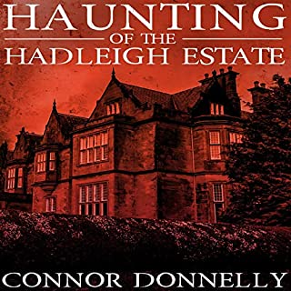 The Haunting of the Hadleigh Estate cover art