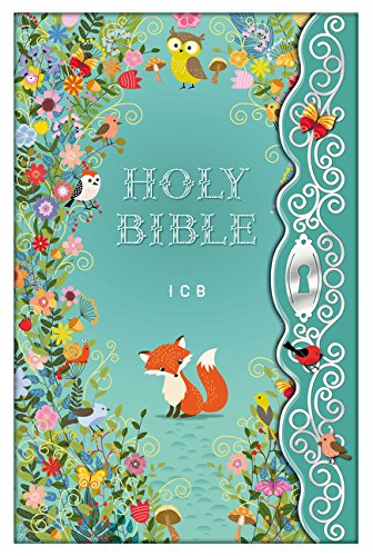 Compare Textbook Prices for The ICB, Blessed Garden Bible, Hardcover: International Children's Bible  ISBN 9780718092207 by Thomas Nelson