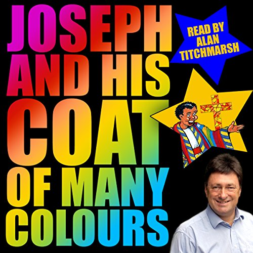 Joseph and His Coat of Many Colours audiobook cover art