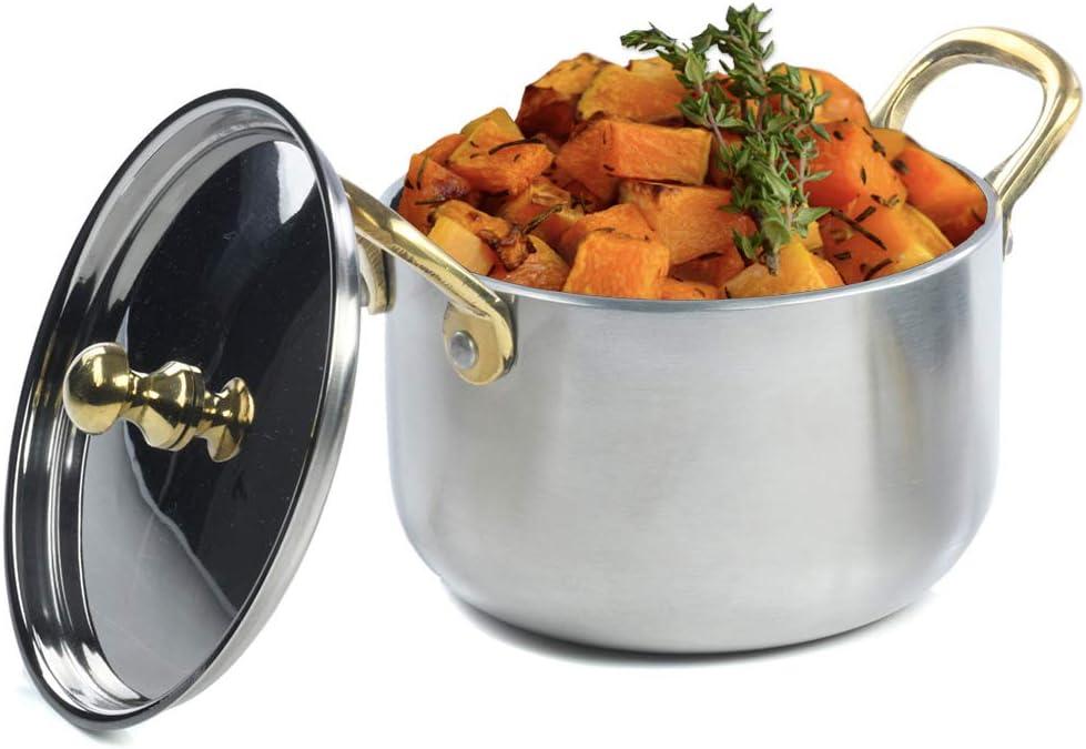 IMPULSE Cruda Max 44% OFF Small Metal Pot Lid With Ranking TOP9