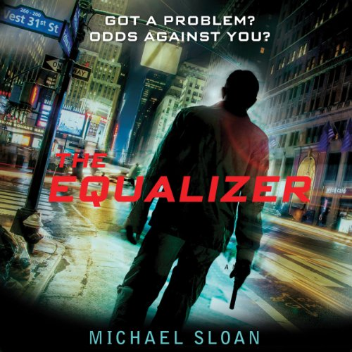 The Equalizer audiobook cover art