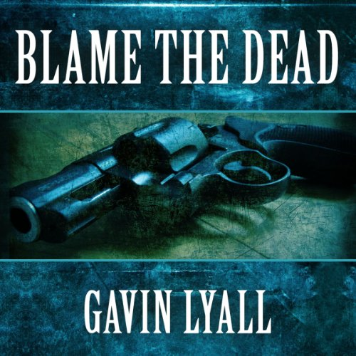 Blame the Dead audiobook cover art