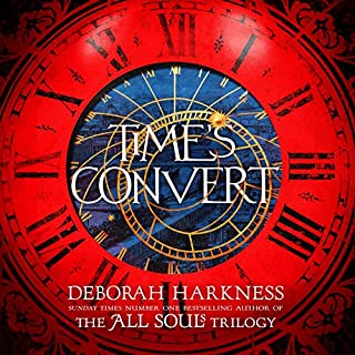 Time's Convert                   By:                                                                                                                                 Deborah Harkness                               Narrated by:                                                                                                                                 Saskia Maarleveld                      Length: 15 hrs and 46 mins     372 ratings     Overall 4.3