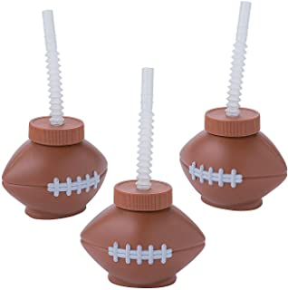 Best football cups with straws Reviews
