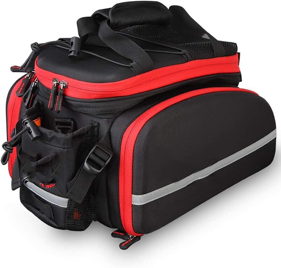 HLR Bike Panniers Rack Trunks Bicycle Duffel Bag NEW Rear Seat Direct sale of manufacturer Wate