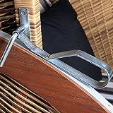 Single-Strandkorb Pure Comfort XL – Arabica - 3