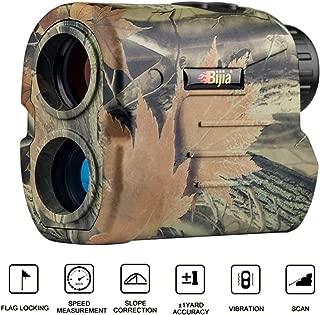bow scope with rangefinder
