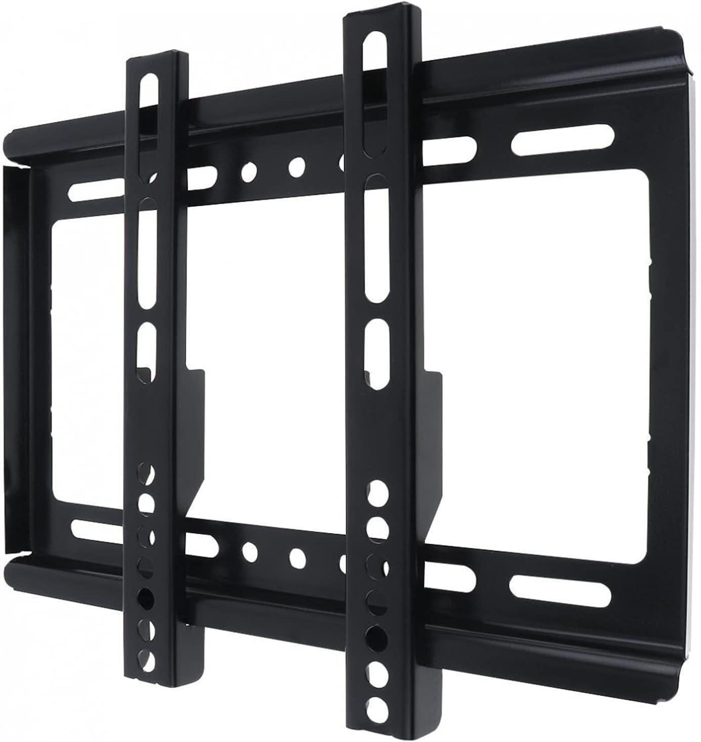 Monitor Mount Universal Thin 25KG Bracket OFFicial TV Import Flat Wall Pan