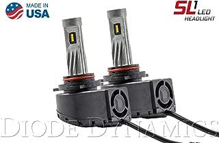9012 SL1 Cool White LED Headlight Bulbs (pair)