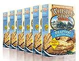 Original WhistleStop Cafe Recipes | Seafood Batter for Baking or Frying Fish | 9-oz | Case of 6