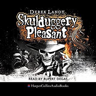 Skulduggery Pleasant     Interview with Skulduggery              By:                                                                                                                                 Derek Landy                               Narrated by:                                                                                                                                 Derek Landy                      Length: 6 mins     47 ratings     Overall 3.9