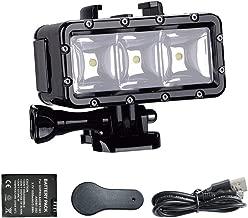underwater video lights for gopro