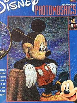 Disney Photomosaic  Mickey Mouse