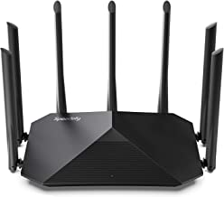 Speedefy AC2100 Smart WiFi Router - Dual Band Gigabit Wireless Router for Home &Gaming,4x4 MU-MIMO,7x6dBi External Antennas for Strong Signal, Easy Setup,Parental Control,Support VPN&IPv6 (Model K7)