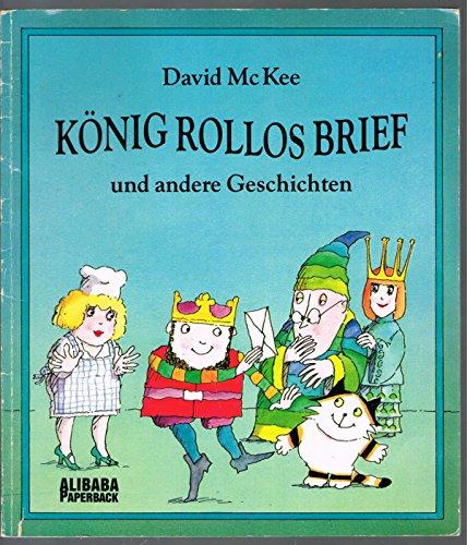 König Rollos Brief