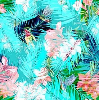 3D Blue Feather 113 Wall Paper Print Decal Deco Indoor Wall Mural Self-adhesive Wallpaper AJ WALLPAPER AU Zoe (416x254cm(W...
