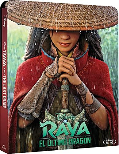 Raya y el último dragón - Edición Steelbook [Blu-ray]