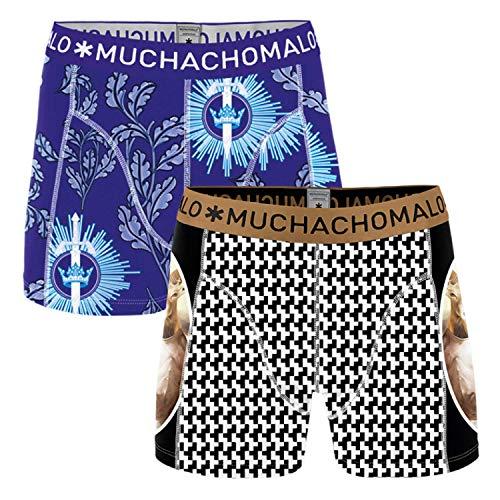 Muchachomalo 2er Pack Herren Hipster Gr. XXL