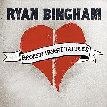 Broken Heart Tattoos