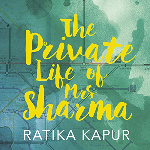The Private Life of Mrs. Sharma cover art