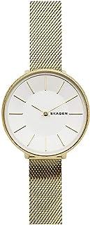 Skagen Womens Analogue Quartz Watch with Stainless Steel Strap SKW2722