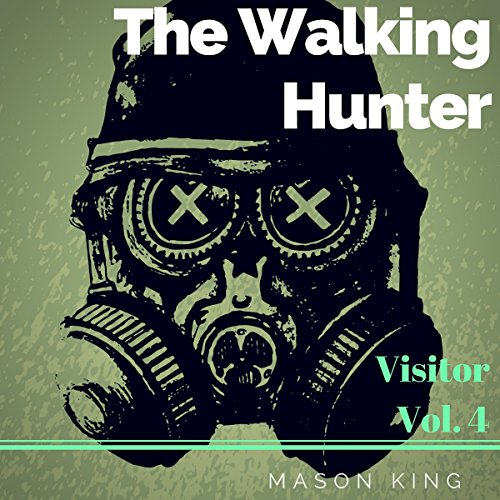 Visitor audiobook cover art