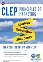 CLEP® Principles of Marketing Book + Online (CLEP Test Preparation)