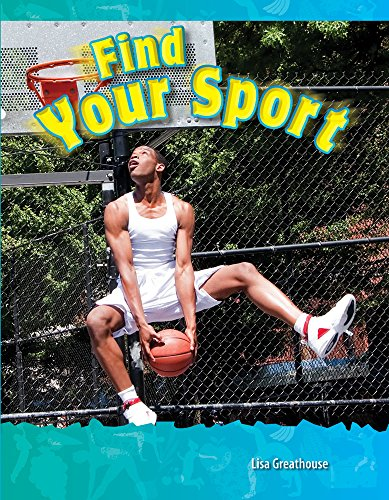 Find Your Sport (Science Readers: A Closer Look) (English Edition)