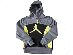 Nike Air Jordan Boy's Therma-Fit Athletic Hoodie (X-Large)