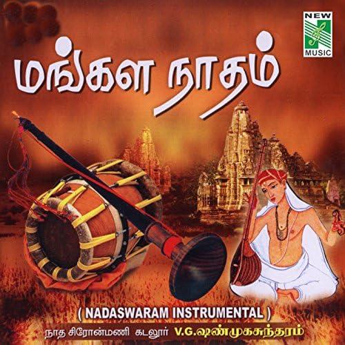 V.G.Shanmugasundharam & Aadhi