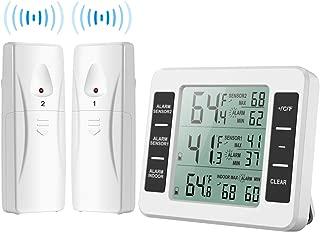 Best temperature sensor for refrigerator Reviews