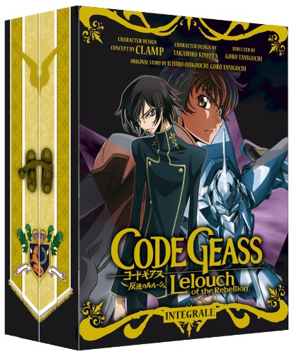 Code Geass Lelouch of the Rebellion - Die komplette Season 1 (Collector 's Edition limitiert auf 1000 Exemplare)
