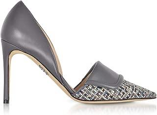 RODO Luxury Fashion Womens S0022691079 Grey Pumps | Fall Winter 19