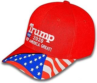 Danrtsey Make America Great Again Donald Trump USA Cap Adjustable Baseball Hat
