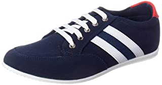 حذاء كاجوال قماش برباط للرجال من ريميني 2450