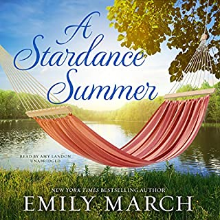 A Stardance Summer audiobook cover art