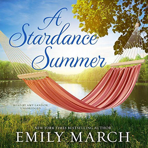 A Stardance Summer     Eternity Springs, Book 13              By:                                                                                                                                 Emily March                               Narrated by:                                                                                                                                 Amy Landon                      Length: 10 hrs and 15 mins     1 rating     Overall 3.0