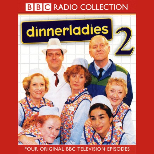 Dinnerladies 2 audiobook cover art
