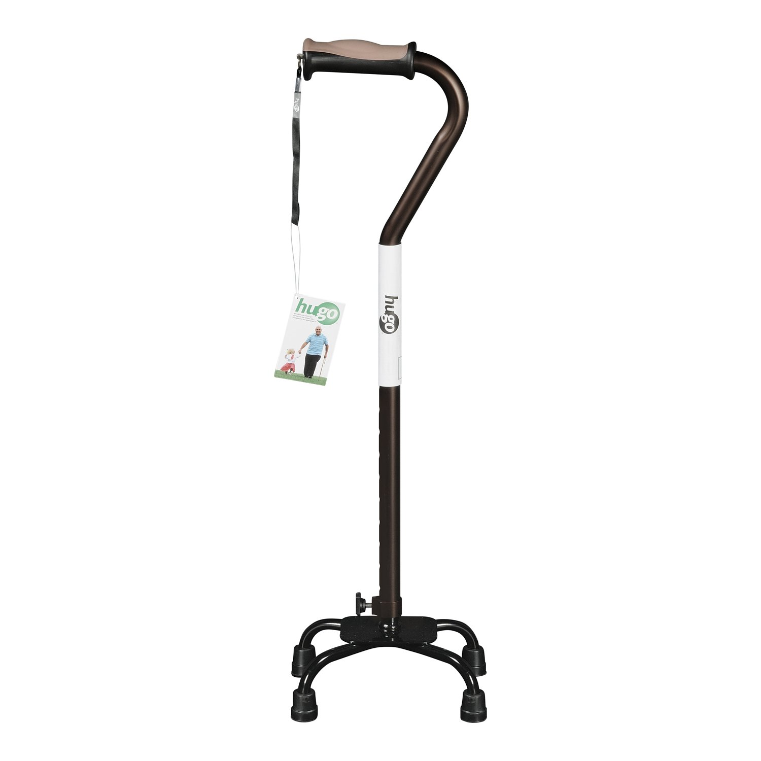 Hugo Mobility Adjustable Right Cocoa