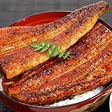 川口水産 特大国産 うなぎ の蒲焼き(170g)2尾セット(タレ、山椒付き)