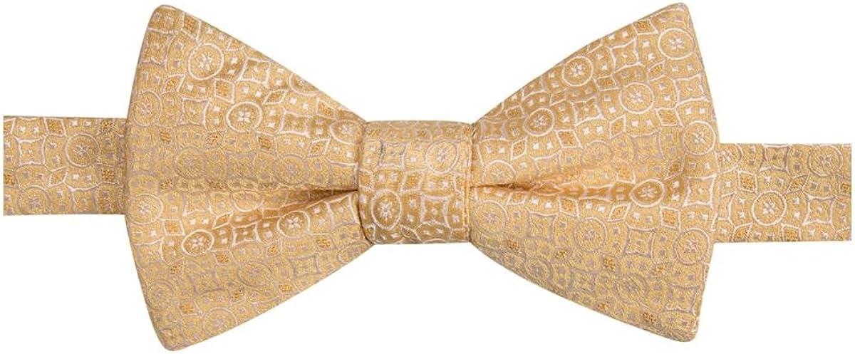 Countess Mara Mens Silk Jacquard Bow Tie
