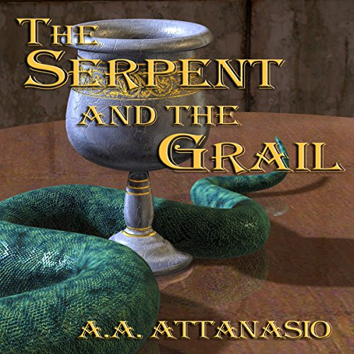 The Serpent and the Grail audiobook cover art