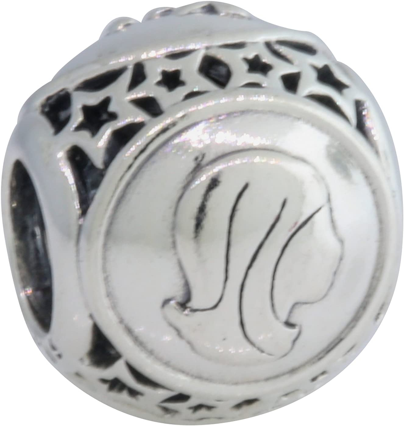 PANDORA Limited Special Price Max 70% OFF Charm 791941 Bead Sign Stars with Virgo
